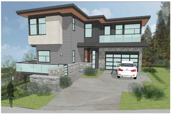 2823 RODGERS CREEK LANE, West Vancouver