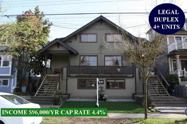 2128 E PENDER STREET, Vancouver