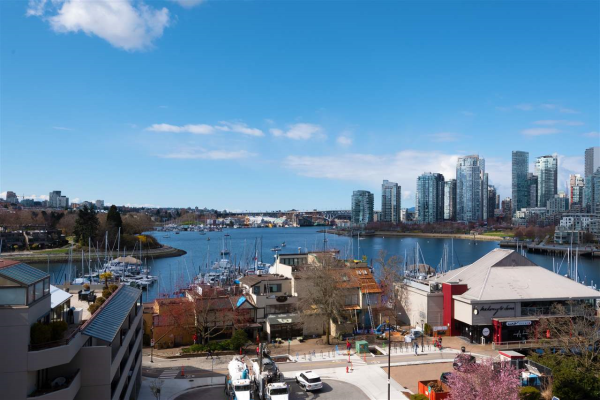 801 456 MOBERLY ROAD, Vancouver