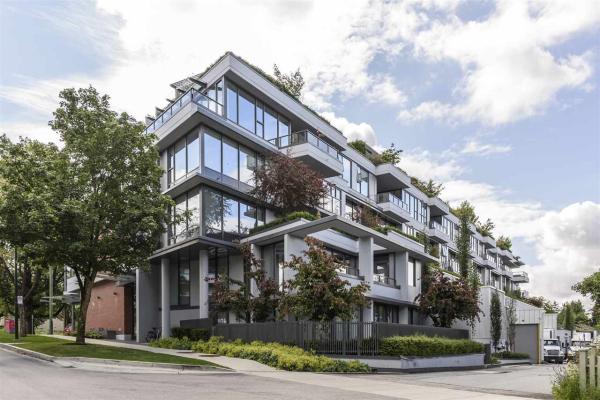 206 2102 W 48TH AVENUE, Vancouver