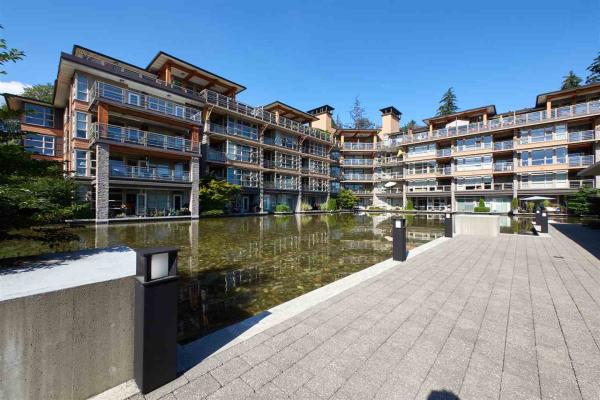 402 3602 ALDERCREST DRIVE, North Vancouver