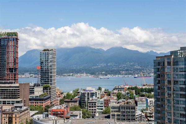 2706 688 ABBOTT STREET, Vancouver