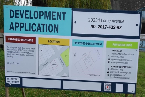 20234 LORNE AVENUE, Maple Ridge