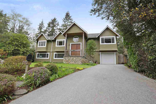 5725 BLUEBELL DRIVE, West Vancouver