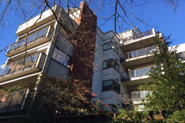 502 1665 NELSON STREET, Vancouver