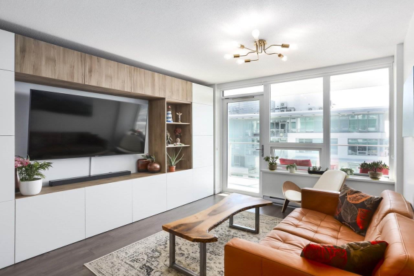 2809 908 QUAYSIDE DRIVE, New Westminster