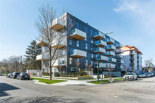 606 5089 QUEBEC STREET, Vancouver