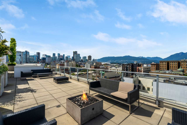 305 189 KEEFER STREET, Vancouver