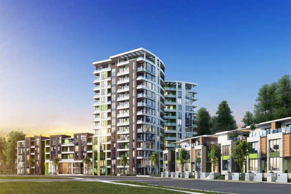 803 3533 ROSS DRIVE, Vancouver