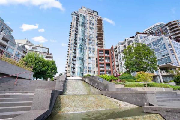 2501 1000 BEACH AVENUE, Vancouver