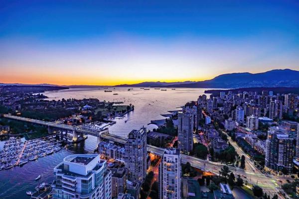 5601 1480 HOWE STREET, Vancouver