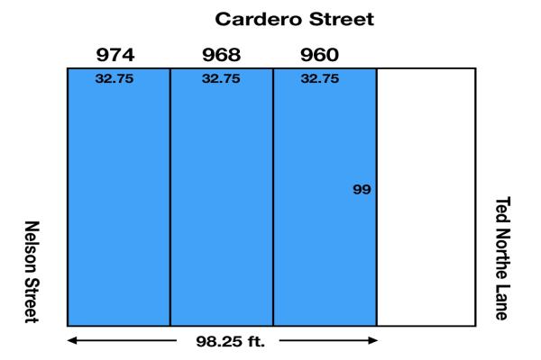 960 CARDERO STREET, Vancouver