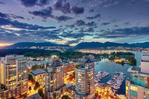 2802 1499 W PENDER STREET, Vancouver