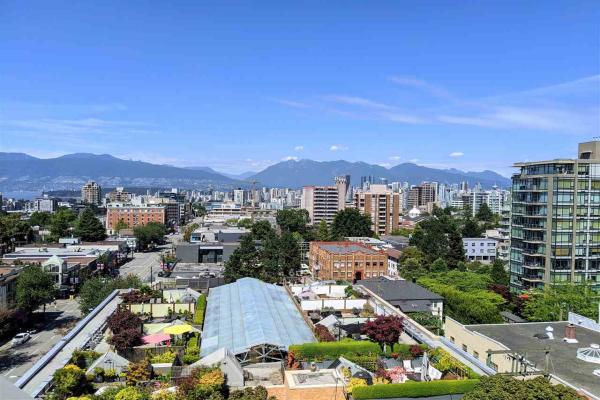 104 1445 MARPOLE AVENUE, Vancouver