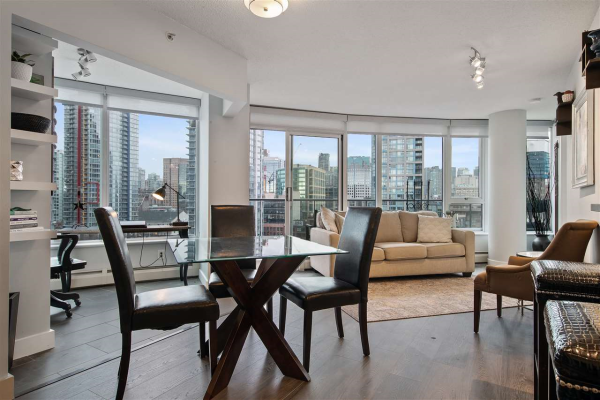 1703 58 KEEFER PLACE, Vancouver