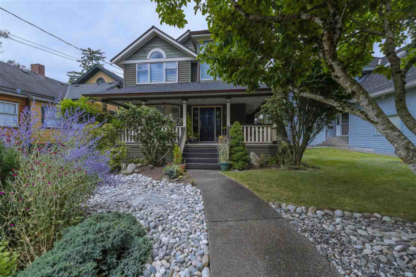 311 LIVERPOOL STREET, New Westminster