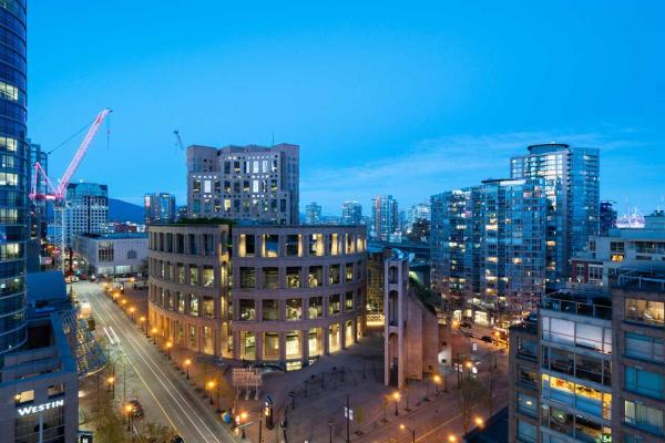 1603 833 HOMER STREET, Vancouver