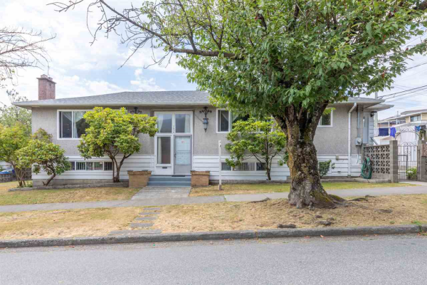 7575 INVERNESS STREET, Vancouver