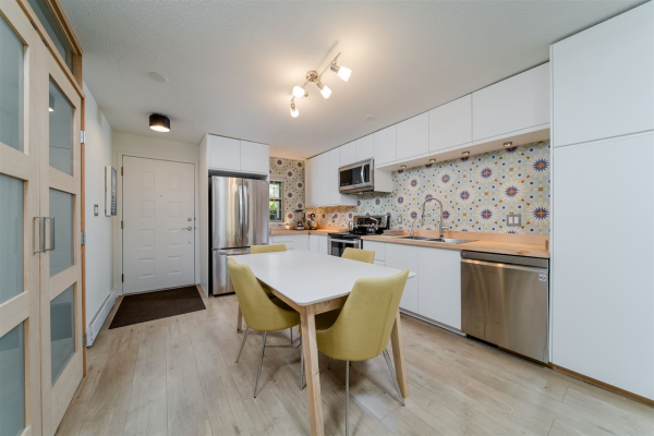 106 1399 BARCLAY STREET, Vancouver