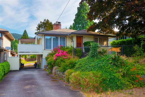 1033 JEFFERSON AVENUE, West Vancouver