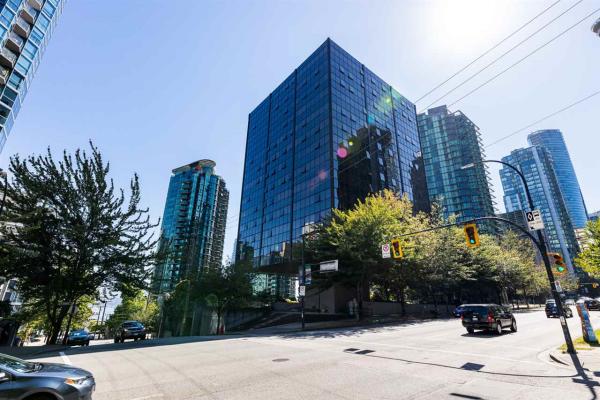 1101 1333 W GEORGIA STREET, Vancouver