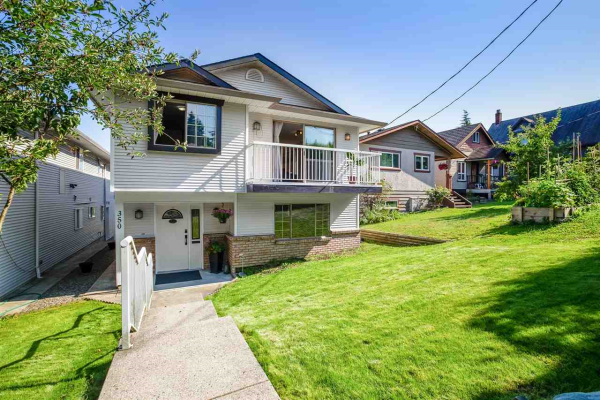 350 E EIGHTH AVENUE, New Westminster