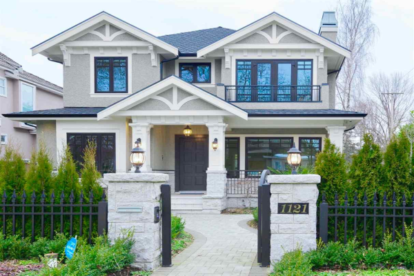 1121 NANTON AVENUE, Vancouver