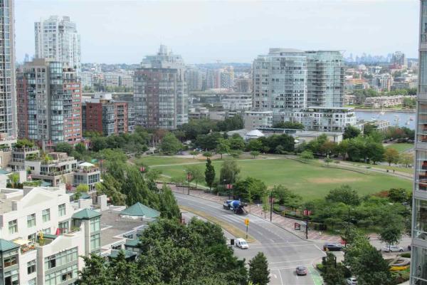 1906 1495 RICHARDS STREET, Vancouver