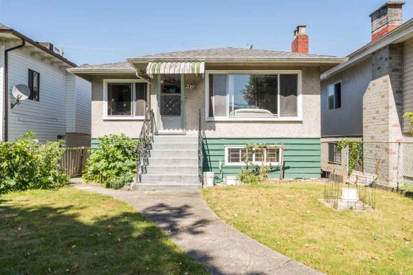 2069 E 34TH AVENUE, Vancouver