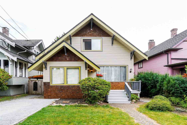 1034 SEVENTH AVENUE, New Westminster