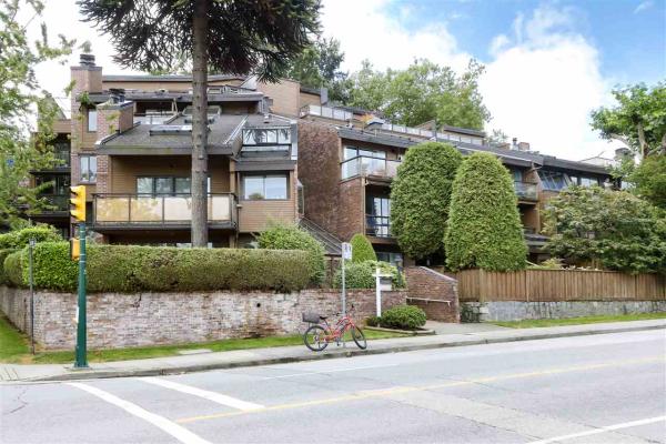 206 2410 CORNWALL AVENUE, Vancouver