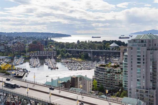 2907 583 BEACH CRESCENT, Vancouver