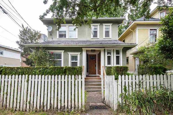 971 NICOLA STREET, Vancouver