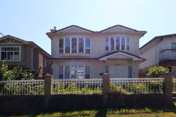 2468 ST. LAWRENCE STREET, Vancouver
