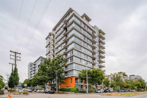 701 1833 CROWE STREET, Vancouver