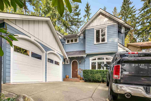 1362 SUNNYSIDE DRIVE, North Vancouver