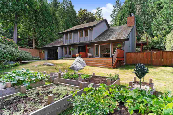 8589 BEDORA PLACE, West Vancouver
