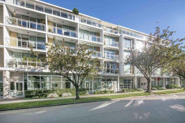 303 1635 W 3RD AVENUE, Vancouver