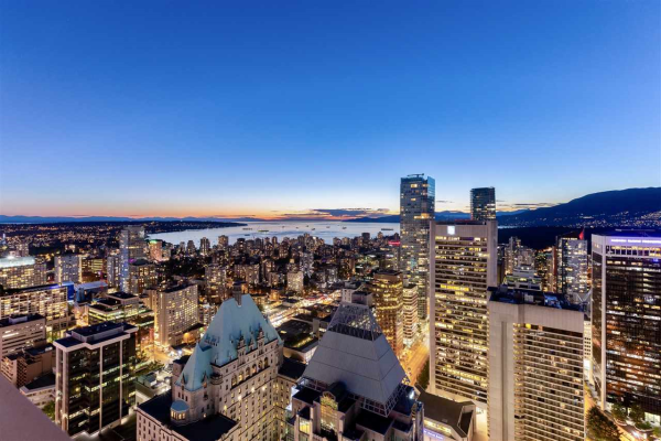 4801 667 HOWE STREET, Vancouver
