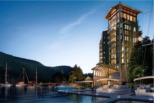 203 6693 NELSON AVENUE, West Vancouver