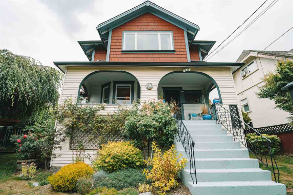 1717 SIXTH AVENUE, New Westminster