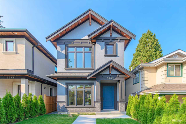 3287 W 33RD AVENUE, Vancouver