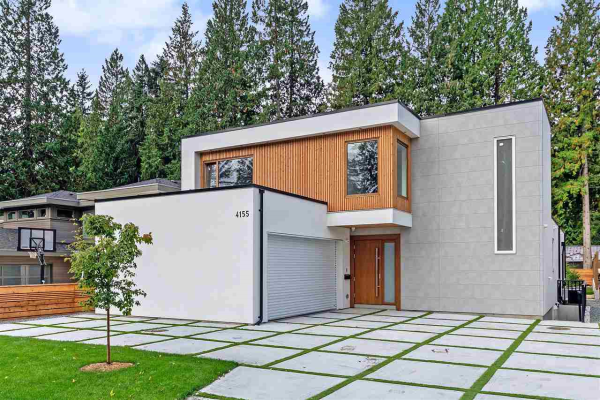 4155 HOSKINS ROAD, North Vancouver