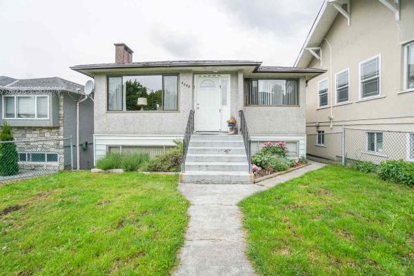 4843 PAYNE STREET, Vancouver