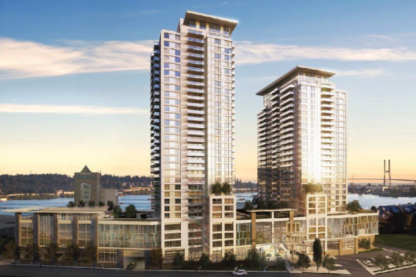 902 988 QUAYSIDE DRIVE, New Westminster