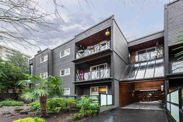 306 1550 BARCLAY STREET, Vancouver