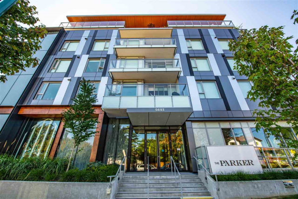 405 5693 ELIZABETH STREET, Vancouver