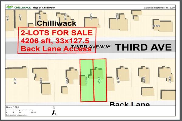 46184 THIRD AVENUE, Chilliwack