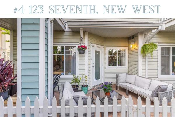 4 123 SEVENTH STREET, New Westminster