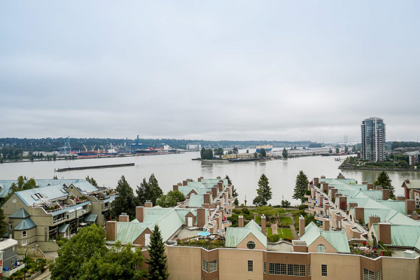 1207 1185 QUAYSIDE DRIVE, New Westminster